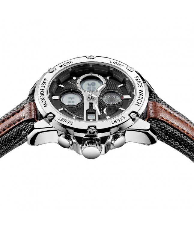 FK035 Dual Movement Chronograph Watch