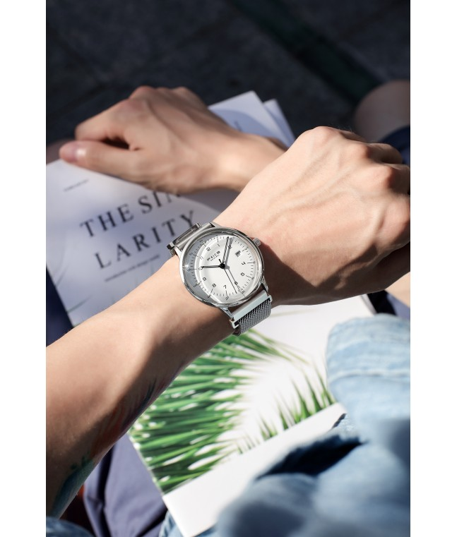 FM221Pro Casual Mechanical Watch for Men