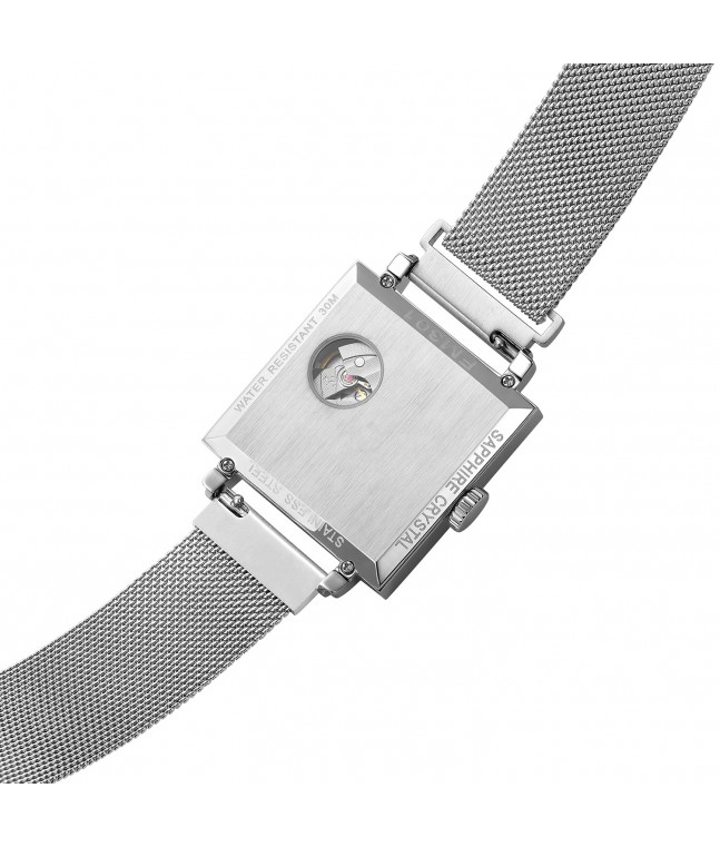 FM301 Square Automatic Watch for Men and Women