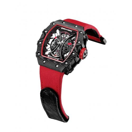 FM602 Skeleton Luxury Waterproof Watch (Limited Edition)