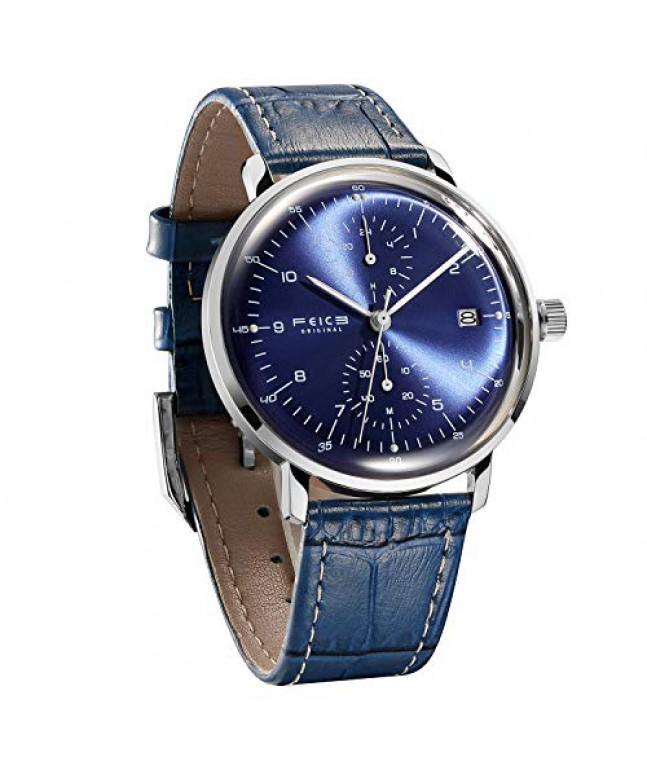 FS021 Dual -Time Quartz Watch